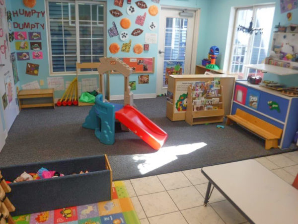 photo of play area